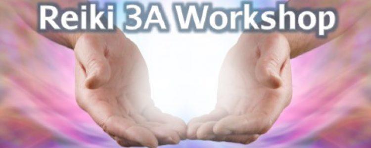 Reiki Level 3A Workshop
