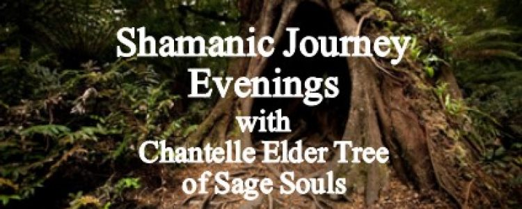 Shamanic Journey Evenings with Chantelle Elder Tree