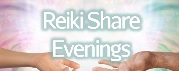 Reiki Share Circle Weekly