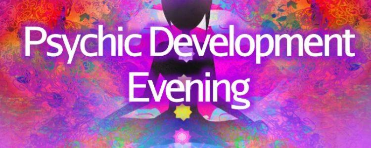 Psychic Development Circle Weekly